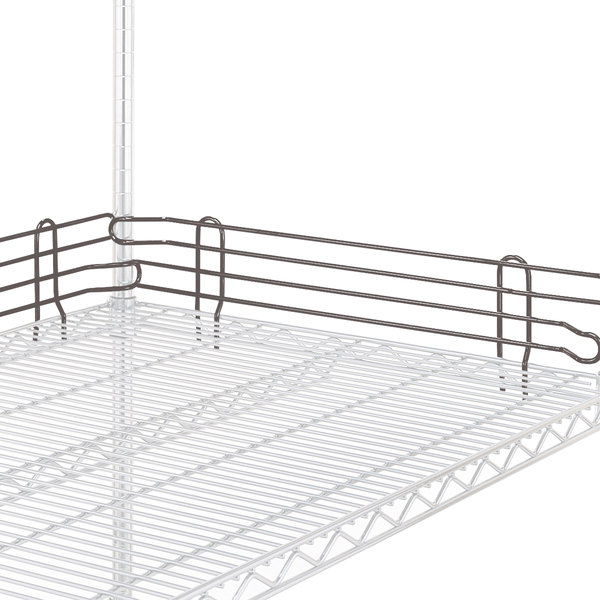 "Metro L72N-4-DCH Super Erecta Copper Hammertone Stackable Ledge 72"" x 4"""