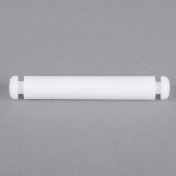"""Noble Products 5 1/4"""" White Plastic Roller for Label Dispenser"""