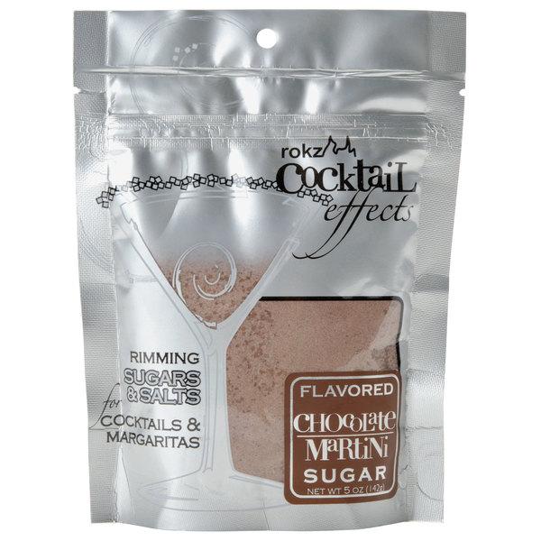 Rokz Chocolate Cocktail Rim Sugar - 5 oz.