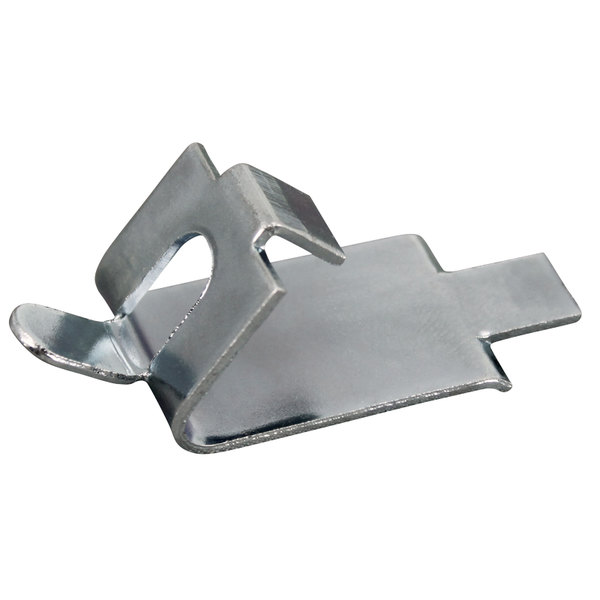 Victory 50022501 Equivalent Zinc Shelf Clip for Square Slot Pilaster