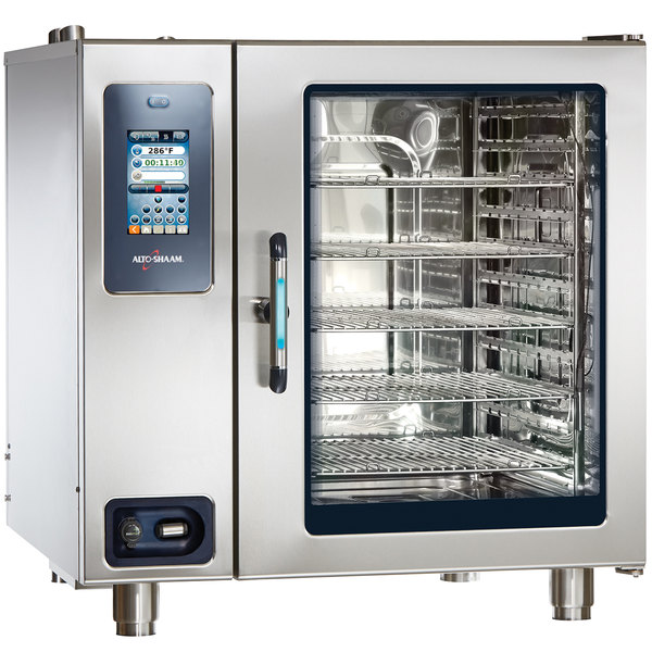 Alto-Shaam CTP10-20G Combitherm Proformance Liquid Propane Boiler-Free 22 Pan Combi Oven - 208-240V, 1 Phase Main Image 1