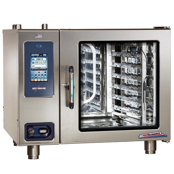 Alto-Shaam CTP7-20E Combitherm Proformance Electric Boiler-Free 16 Pan Combi Oven - 440V, 3 Phase Main Image 1