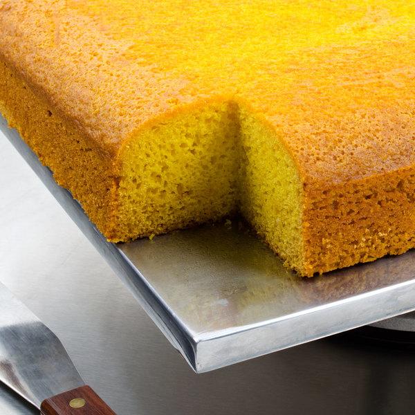 5 lb. Yellow Cake Mix - 6/Case