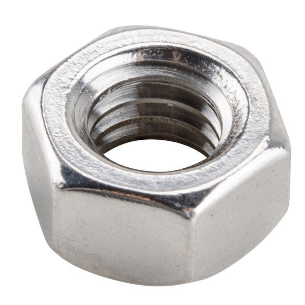 Nemco 45050 Stainless Steel Hex Nut for Easy Frykutters Main Image 1