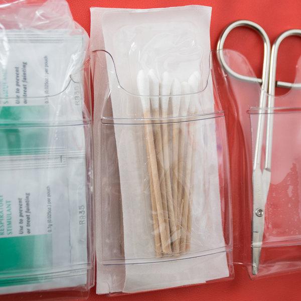 """Medique 3"""" Cotton Tip Applicator - 10/Pack"""