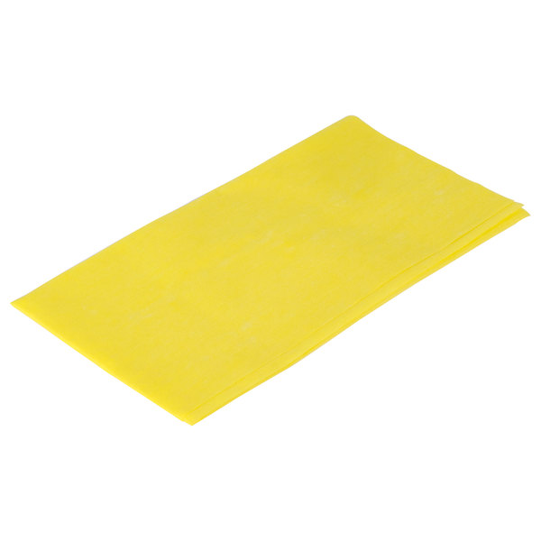 """WAXIE Treated Dust Cloths 24/"""" x 24/"""" Yellow FOR FLOOR AND HAND DUSTING 440740"""