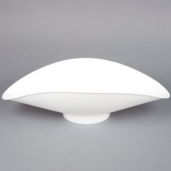Cardinal Detecto 6100-0002 White Plastic Baker's Dough Scale Scoop