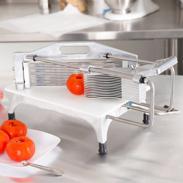 """Vollrath 0643N Redco Tomato Pro 3/16"""" Tomato Slicer with Straight Blades"""