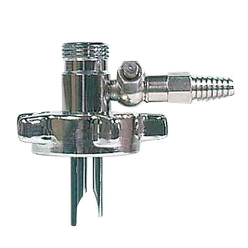Micro Matic TC202N Twin Probe Beer Keg Coupler with Stainless Steel Probes Main Image 1