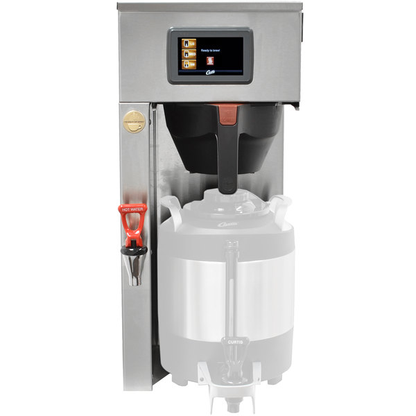 Curtis G4TP1S63A3100 ThermoPro Single 1 Gallon Coffee Brewer - 110/220V Main Image 1