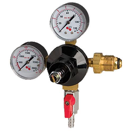 Micro Matic 942BN Economy Series Double Gauge Primary Nitrogen High-Pressure Regulator
