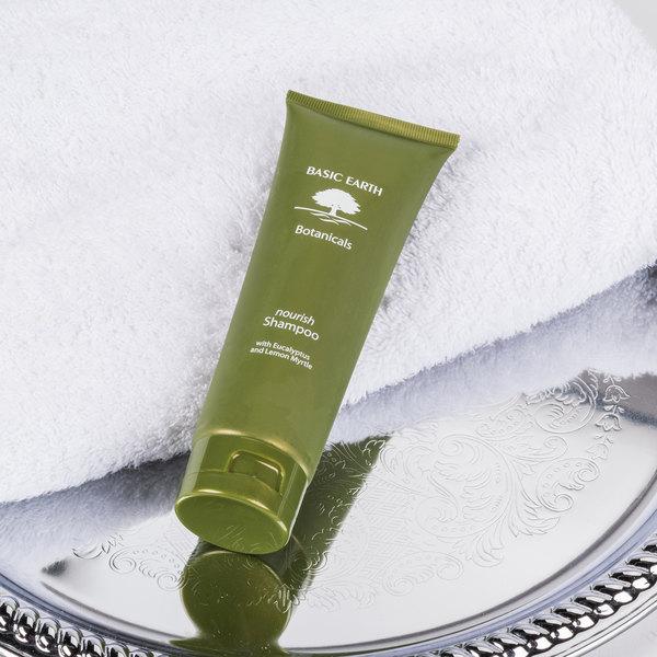 Basic Earth Botanicals Nourishing Shampoo with Flip-Top Cap 5.1 oz. - 60/Case