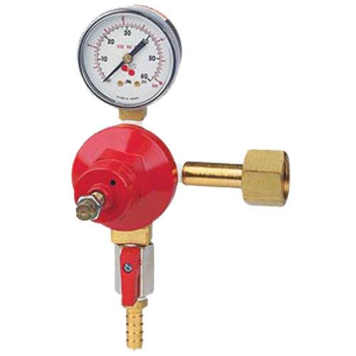 Micro Matic 841 Economy Series Single Gauge Primary CO2 Low-Pressure Regulator