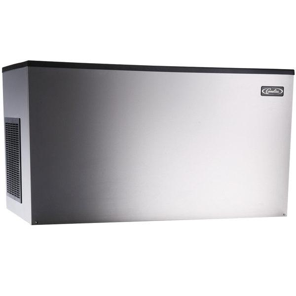 "Cornelius CCM1448WF2 Nordic Series 48"" Water Cooled Full Size Cube Ice Machine - 1458 lb."