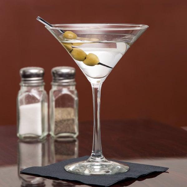 Libbey 7512 Vina 8 oz. Martini Glass - 12/Case Main Image 2