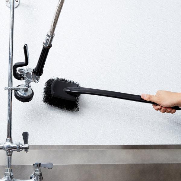 "Carlisle 36506L03 Utility Scrub Brush - 20"""