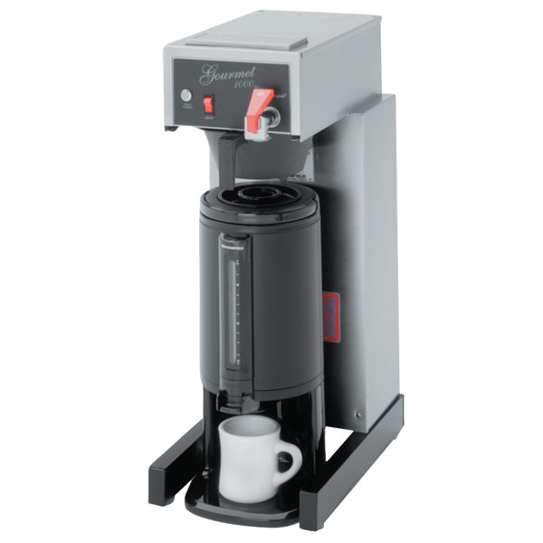 Bloomfield 8786TF Gourmet 1000 Automatic Thermal Coffee Brewer, 120/240V