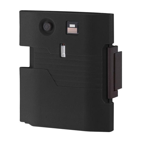 Cambro UPCHBD8002110 Black Heated Retrofit Bottom Door for Cambro UPCH800 - 220V (International Use Only) Main Image 1