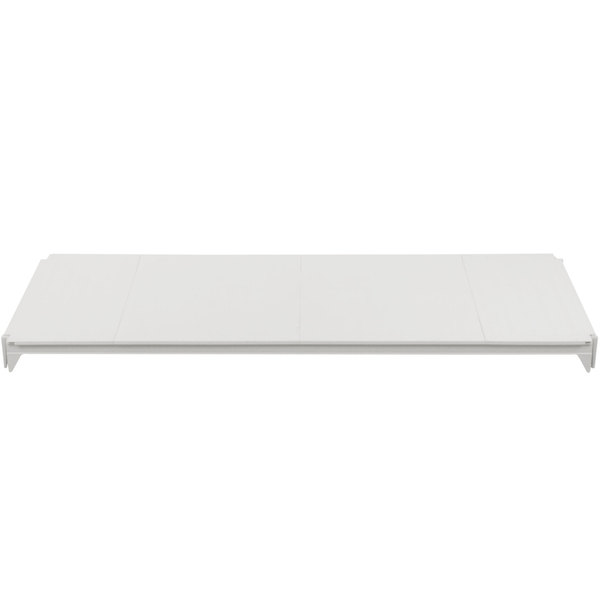 "Cambro CPSK2460S1480 Camshelving® Premium 24"" x 60"" Solid Shelf Kit"