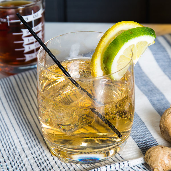 Fox's 5 Gallon Bag In Box Ginger Ale Beverage / Soda Syrup