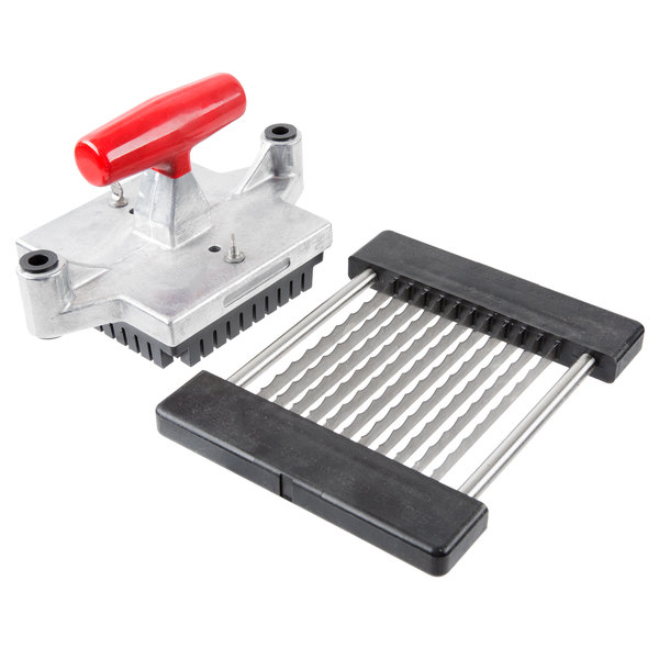 """Vollrath 55089 3/8"""" Slicer Assembly for 55012 Redco Instacut 5.0 Fruit and Vegetable Dicer Main Image 1"""