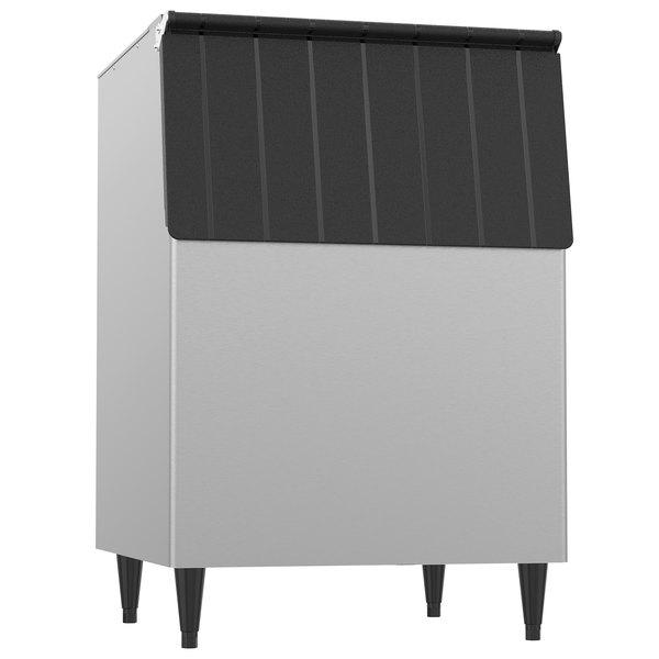 "Hoshizaki BD-500PF 30"" Ice Storage Bin with Galvanized Steel Finish - 500 lb."
