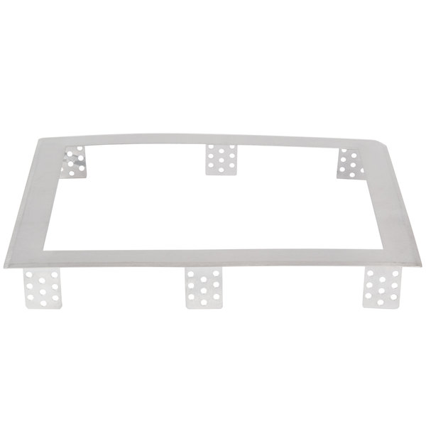 APW Wyott 56413 Wood Mounting Kit for 1/2 Size Drop-In Food Wells