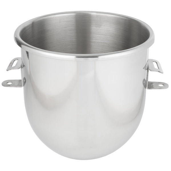 Hobart BOWL-SST040 Classic 40 Qt. Stainless Steel Mixing Bowl Main Image 1