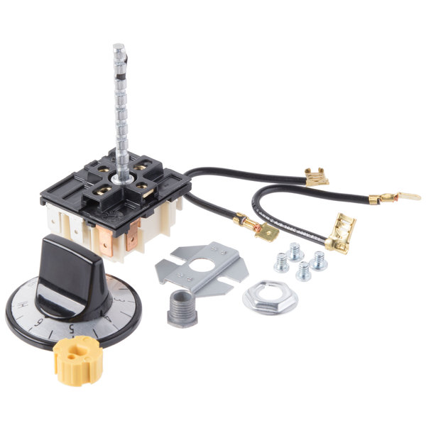 Universal Infinite Switch Kit - 120V Main Image 1