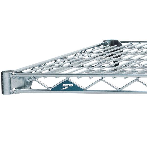 Metro 1836NC Super Erecta Chrome Wire Shelf - 18 inch x 36 inch
