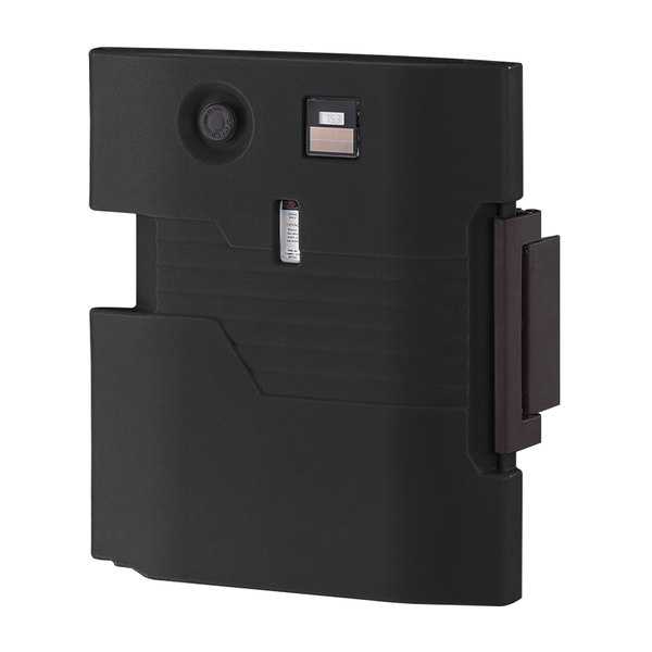 Cambro UPCHTD8002110 Black Heated Retrofit Top Door for Cambro Camcarrier - 220V (International Use Only) Main Image 1