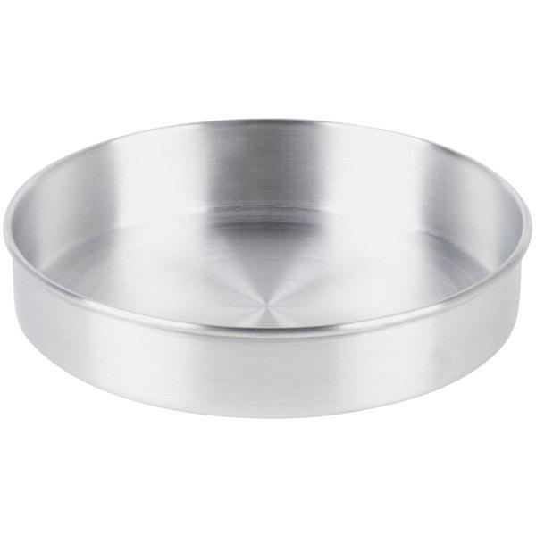 14 Quot X 2 Quot Round Aluminum Cake Pan Deep Dish Pizza Pan