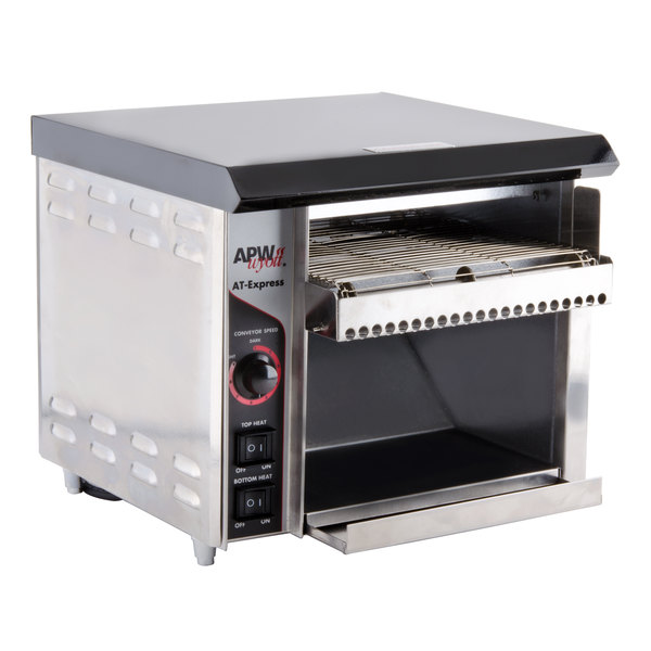 APW Wyott AT Express Conveyor Toaster with 1 1/2 inch Opening (ATEXPRESS)