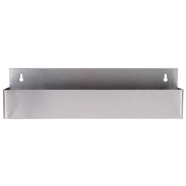 Regency 22 inch Stainless Steel Single Tier Speed Rail