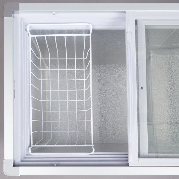 Avantco Icff7 Flat Lid Display Freezer