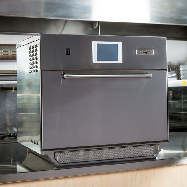 Merrychef eikon e5-1530 High-Speed Accelerated Cooking Countertop Oven