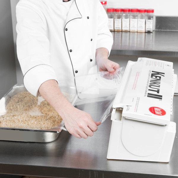 """Tablecraft KK6 KenKut 24"""" Film and Foil Dispenser / Cutter Main Image 4"""