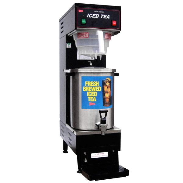 Cecilware TB3 3 Gallon Iced Tea Brewer with B-1/3 Dispenser - 120V Main Image 1