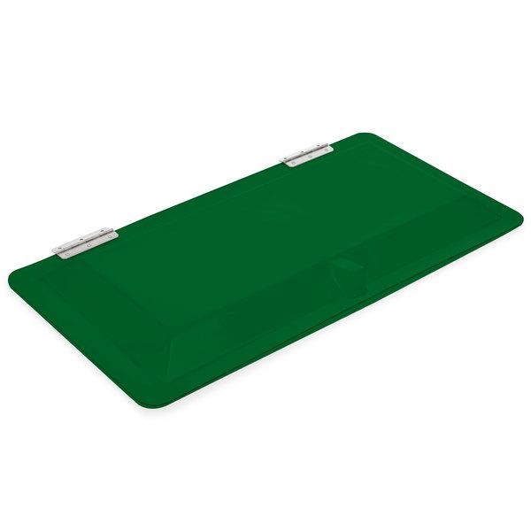IRP 300 Green Lid for Avalanche Mobile 112 Qt. Cooler Merchandiser