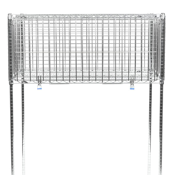 "Metro SECM2448NC 24"" x 48"" x 24"" Super Erecta Security Module"