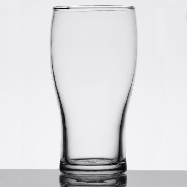 Anchor Hocking 90243 20 oz. Tulip Beer Glass  - 12/Case