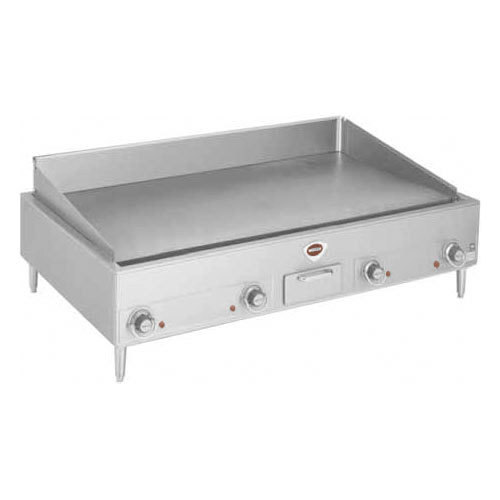 """Wells G-24 49"""" Countertop Electric Griddle - 400V, 21500W Main Image 1"""