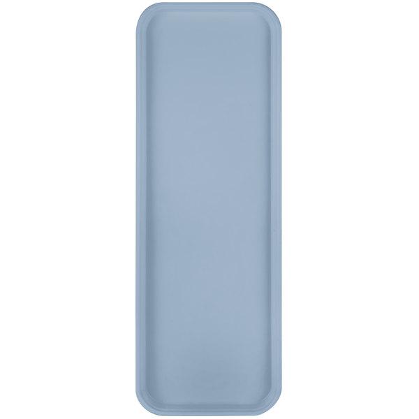 "Carlisle 269FG012 Customizable Sea Spray 9"" x 26"" Glasteel Display / Bakery Fiberglass Tray - 12/Case"