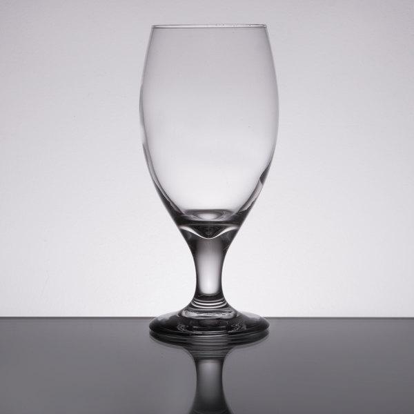 Libbey 3915 Teardrop 14.75 oz. Customizable Stemmed Pilsner Glass - 36/Case
