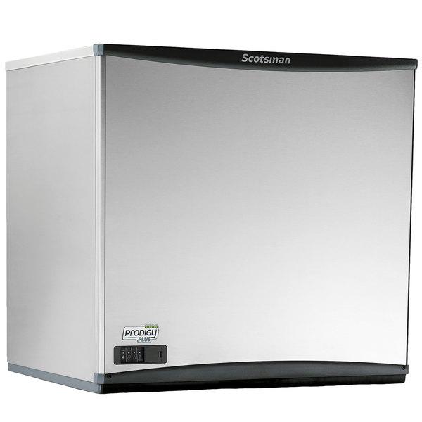 """Scotsman C0830SR-32 Prodigy Plus Series 30"""" Remote Condenser Small Cube Ice Machine - 870 lb. Main Image 1"""