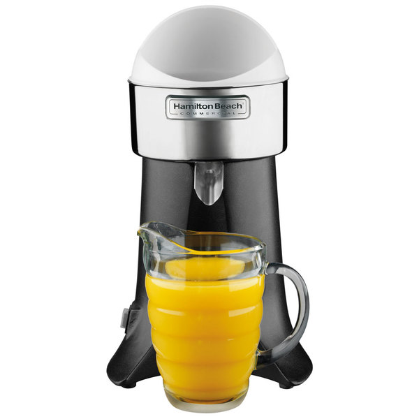 Hamilton Beach 1G96700 Electric Citrus Juicer - 230V (International Use Only) Main Image 4