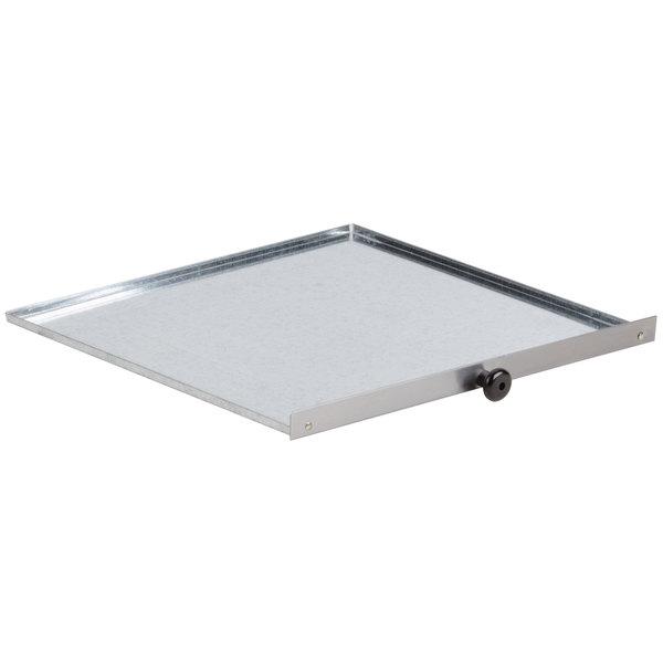 Avantco CPOTRAY Replacement Crumb Tray for Countertop Pizza Snack Oven