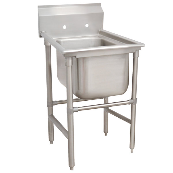 Advance Tabco 94-81-20 Spec Line One Compartment Pot Sink - 29""