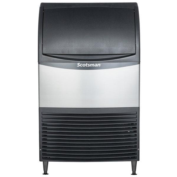 Scotsman Cu0920ma 1 20 Air Cooled Undercounter Medium Cube Ice Machine 100 Lb