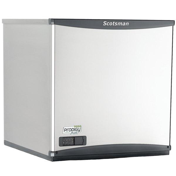 "Scotsman N0422W-1D Prodigy Plus Series 22 15/16"" Water Cooled Nugget Ice Machine - 455 lb."